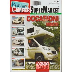 Camper & Caravan SuperMarket by Plein Air - mensile n. 1 Marzo 2018