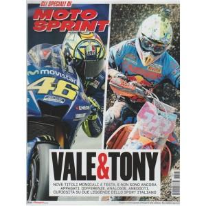 Gli speciali di Motosprint  - n. 1 Marzo 2018 Vale & Tony