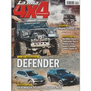 La mia Auto 4X4 - bimestrale n. 2 Marzo 2018 Extreme & trendy car magazine
