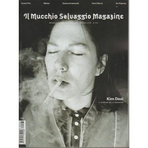 Il Mucchio Selvaggio Magazine - mensile n. 764 Marzo 2018