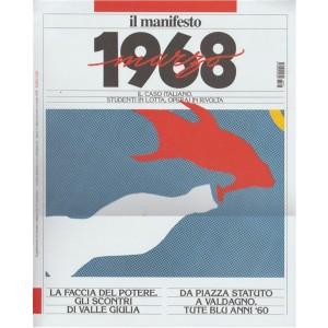1968 By il Manifesto: Marzo /Aprile - speciale Marzo 2018