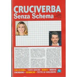 Cruciverba Senza Schema - bimestrale n. 76 Marzo 2018