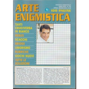 Arte Enigmistica - bimestrale n. 195 Aprile 2018