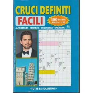 Cruci Definiti Facili - bimestrale n. 64 - Marzo 2018