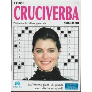 I tuoi Cruciverba Migliori - Bimestrale n. 1 Febbraio 2018 - Vittoria Puccini