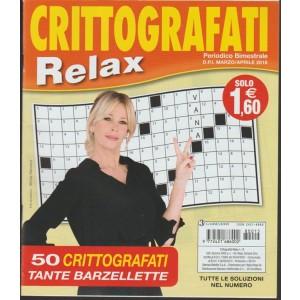 Crittografati Relax - Bimestrale n. 15 Marzo 2018 - Alessia Marcuzzi