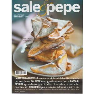 Sale & Pepe - mensile n. 2 Febbraio 2018 Chiachiere alla giudìa