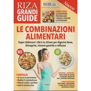 RIZA grandi guide - Speciale Marzo 2018 - Le Combinazioni Alimentari