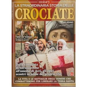 BBC History:la straordinaria storia delle Crociate - bimestrale n.11 Marzo 2018
