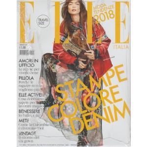 Elle Italia Pocket - mensile n. 2 Febbraio 2018 - Moda /tendenze 2018