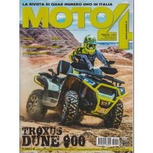 Motoa 4 - bimestrale n. 151 Febbraio 2018 Troxus Dune 900