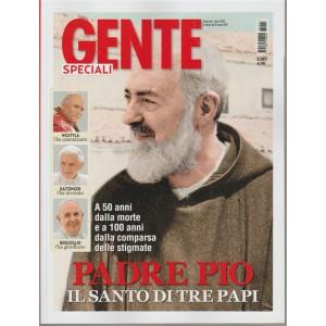 Gente Speciali - Padre Pio il Santo di tre Papi - Marzo 2018