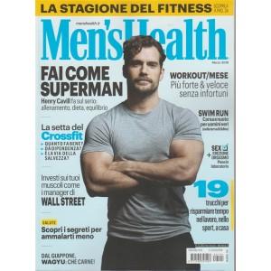 Men's Health - mensile n. 194 Marzo 2018 La stagione del Fitness