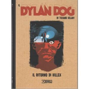 il Dylan Dog dDi Tiziano Sclavi - mensile n.11 Marzo 2018 - Il Ritorno di Killex