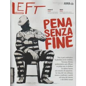 Left - settimanale n. 3 - 19 Gennaio 2018 - Pena senza fine