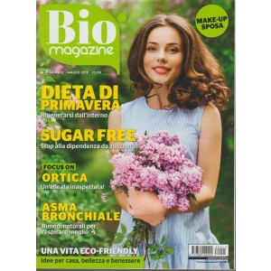 Bio Magazine - mensile n. 41 Marzo 2018 Make-up sposa