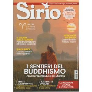 Sirio - mensile n. 420 Marzo 2018 Ariete la ruota del cosmo