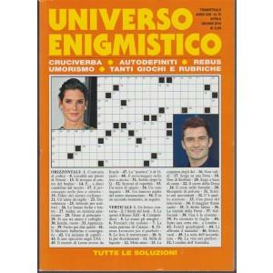 Universo Enigmistico - trimestrale n. 79 Aprile 2018