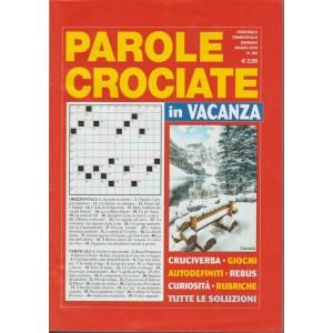 Parole Crociate in Vacanza - Trimestrale n. 269 Marzo 2018 - Canada