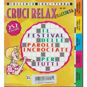 Raccolta Cruci Relax Ristampa - bimestrale n. 37 - aprile 2015
