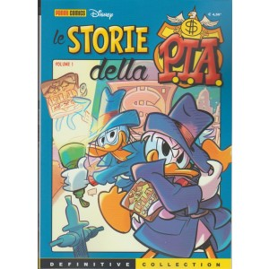 Disney Definitive Collection - mensile n. 26 Marzo 2018 - Le Storie Della P.I.A.