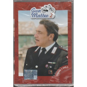 2° DVD - Don Matteo: stagione 2 - Therence Hill