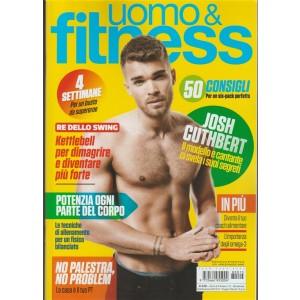 Uomo & Fitness-bimestrale n.15 Aprile 2018 No palestra, no problem