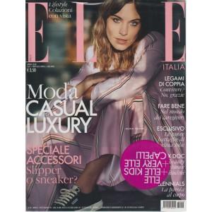 Elle Italia - mensile n. 4 Aprile 2018 + Elle Kids - Very Elle & Capelli