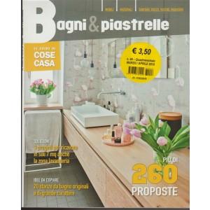 le Guide di Cose di Casa - quadrim.pocket n.46 Marzo 2018 - Bagni & Piastrelle
