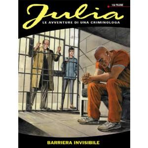 Julia - N° 161 - Barriera invisibile - Bonelli Editore