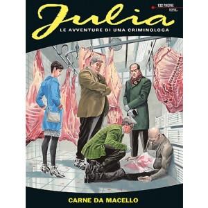 Julia - N° 186 - Carne da macello - Bonelli Editore