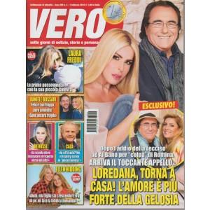 Vero - settimanale di attualità n. 4 - 1 febbraio 2018 Laura Freddi