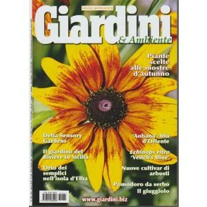 Giardini & Ambiente - bimestrale n. 289 . marzo 2018 - inizio Primavera