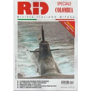 RID rivista italiana difesa - mensile n. 2 Febbraio 2018 Speciale Colombia