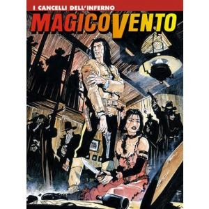 Magico Vento n° 34 - I cancelli dell'inferno - Bonelli Editore