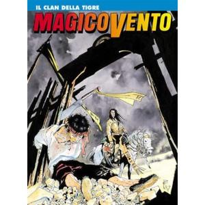 Magico Vento n° 40 - Il clan della tigre - Bonelli Editore