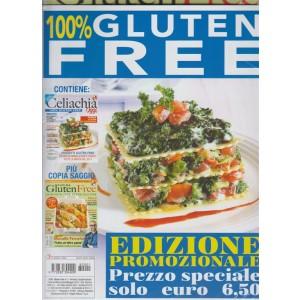 100% Gluten Free - Edizione Promozionale 2 riviste Celiachia oggi e Cluten free
