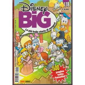 Disney Big - mensile n. 118 Gennaio 2018 Panini Comics