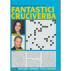 Fantastici Cruciverba - mensile - n. 56- aprile 2018