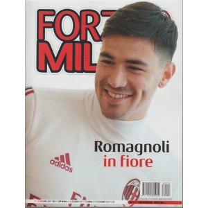 Forza Milan - mensile n. 3(611) Marzo 2018 - Romagnoli in fiore