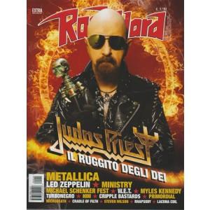 Rockhard Extra - bimestrale n. 20 Marzo 2018 Judas Priest: il ruggito degli Dei