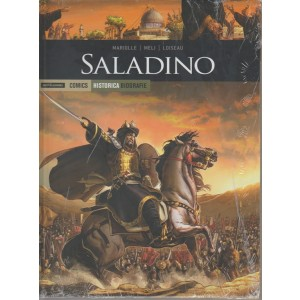 Historica Biografie vol. 11 - Saladino - Mondadori Comics