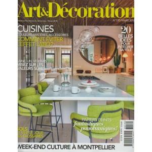 Art & Décoration - mensile n. 530 Marzo 2018 in lingua francese