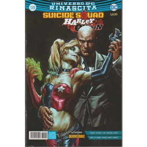 SUICIDE SQUAD/HARLEY QUINN 18 (40)  - Universo DC rinascita - DC Lion