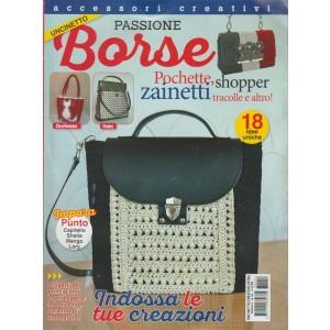 Uncinetto: Passione borse -  mensile n. 53 Marzo 2018 - RIEDIZIONE
