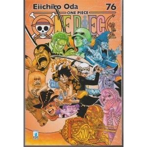 Manga: ONE PIECE New edition #76 - Star Comics collana greatest #218