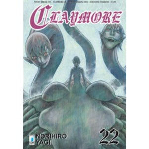Calymore n° 22 - Point Break n° 157 - Star Comics