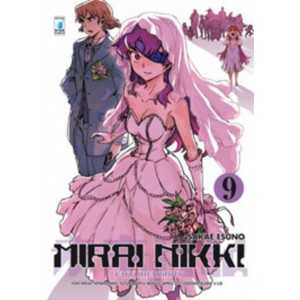 Mirai Nikki n° 9 - Point Break n° 160 - Star Comics