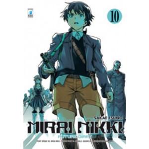 Mirai Nikki n° 10 - Point Break n° 162 - Star Comics
