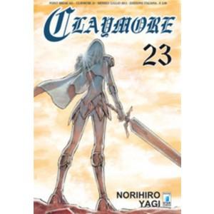 Claymore n° 23 - Point Break n° 163 - Star Comics